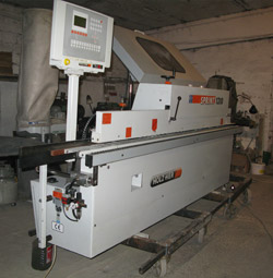 Кромкооблицовочный станок HolzHer Sprint 1310