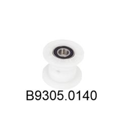 Ролик телескопической поддержки ALTENDORF В 9305.0140