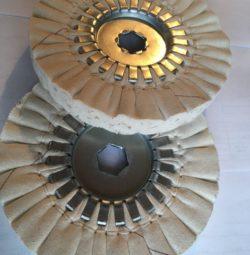 Круг полировальный Cehisa 150x19x20