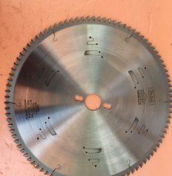 Пильный диск отрезной FABA 300x30x3.2 Z=96 TF VS Premium